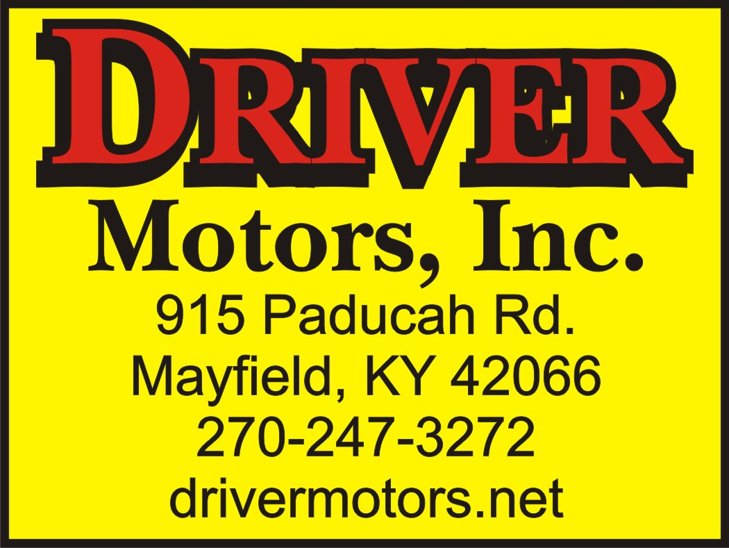 driver motors in mayfield kentucky